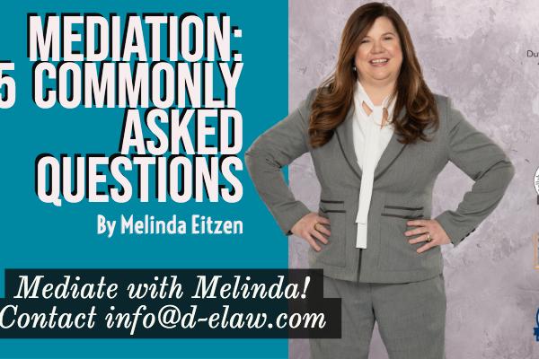 Melinda Eitzen Mediation