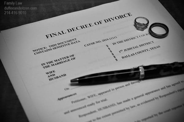 Texas Divorce Attorneys, Duffee + Eitzen LLP