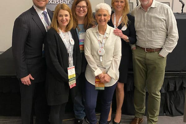 Melinda Eitzen attends the 2020 Collaborative Conference in Austin