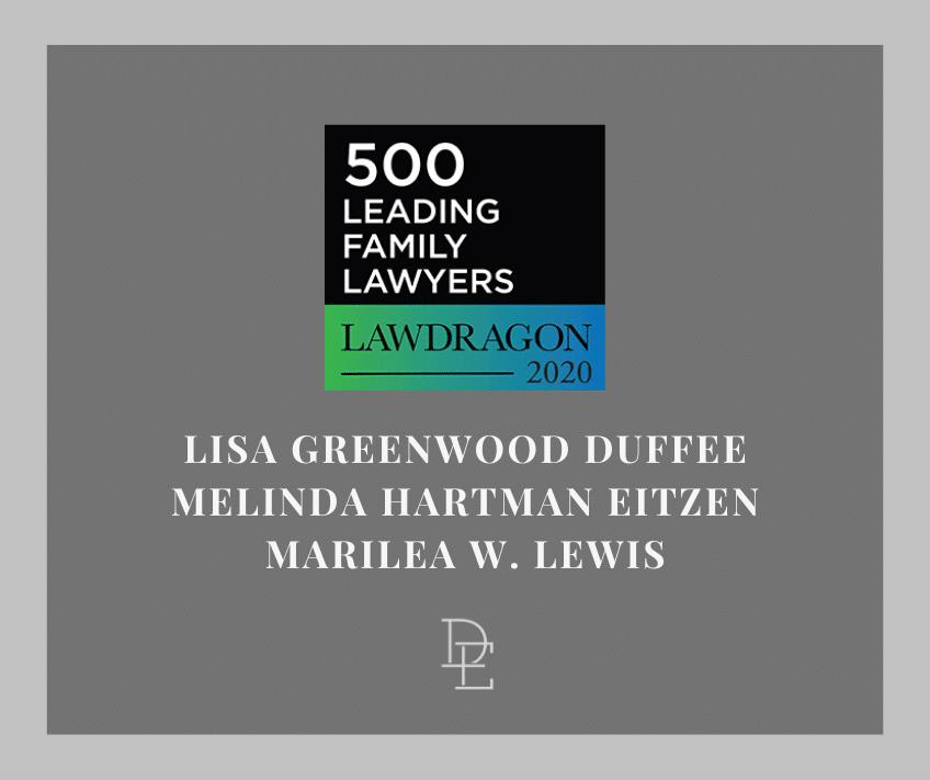 lawdragon 2020 family law marilea lewis lisa duffee melinda eitzen 4311 oak lawn ave