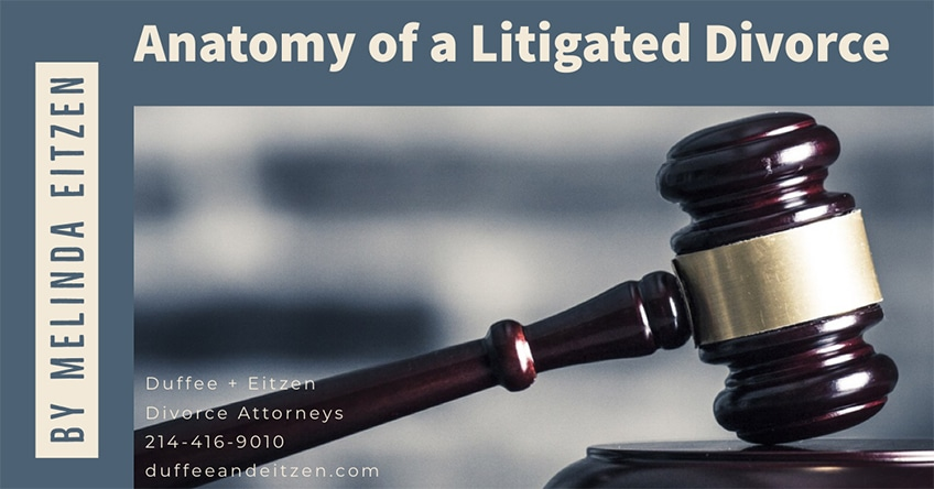 Litigated Divorce by Melinda Eitzen