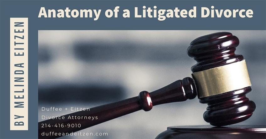 Litigated Divorce by Melinda Eitzen