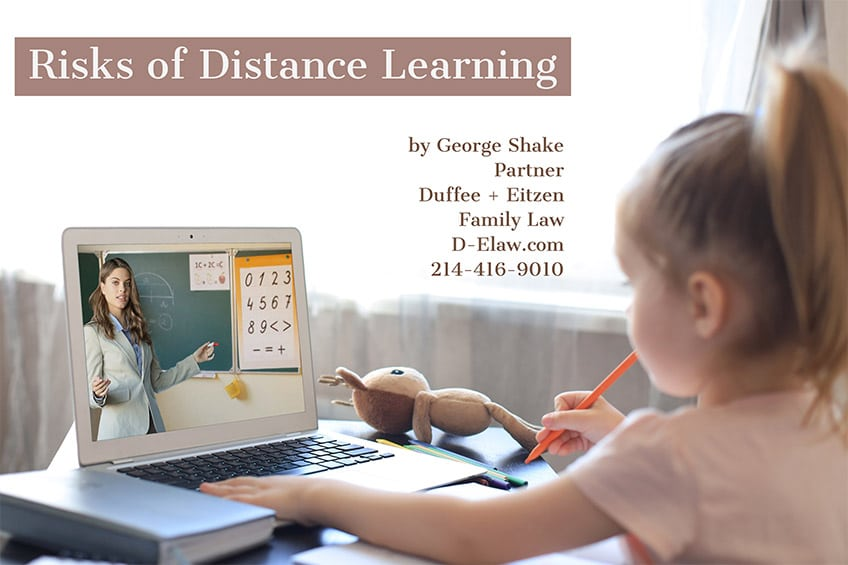 Your COVID back to school questions answered by our education expert George Shake , on the blog d-elaw.com