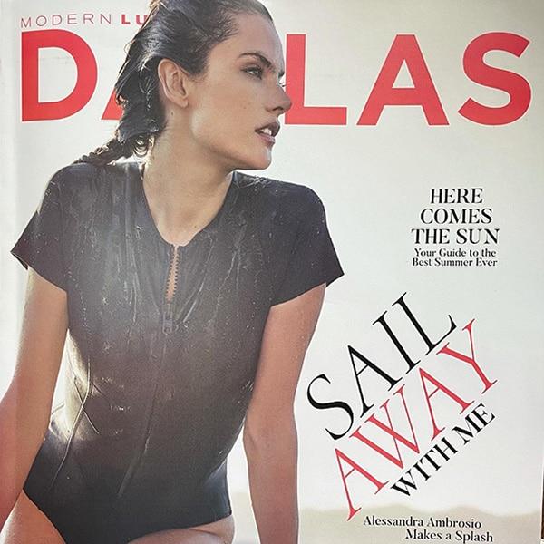 Lisa Duffee, Texas Divorce Attorney, featured in Dallas Modern Luxury Magazine